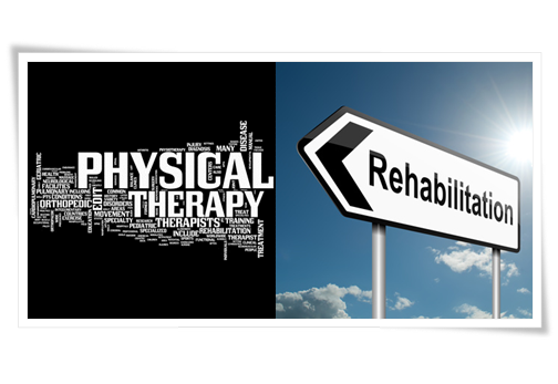post surgery rehab, recovery, physical therapy